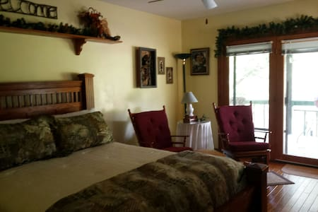 Monthly, Tulsa cabin rentals only.! - Catoosa - Cottage