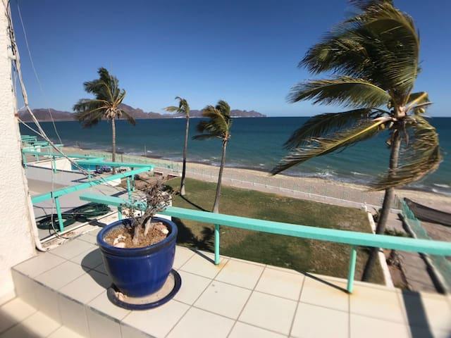 The Mexican Beach Condo of your dreams!! 301Triana
