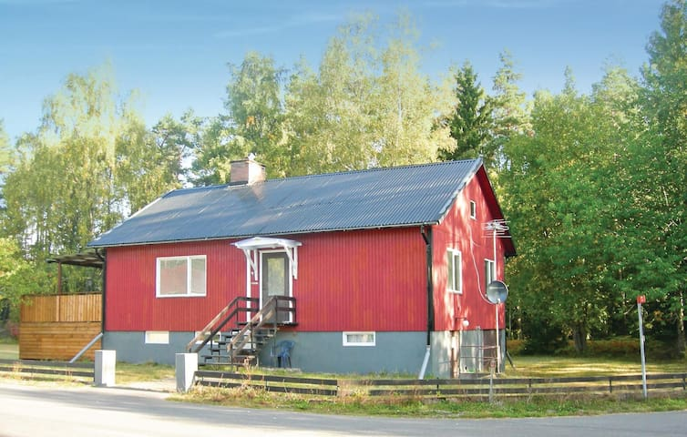 Holiday cottage with 2 bedrooms on 75m² in Målerås