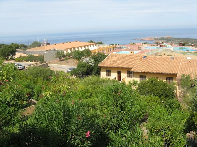 Residence Isola Rossa 4 persone - Paduledda - Lägenhet
