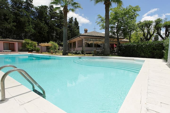 Villa Elda Private Pool Mondello - Palermo - House
