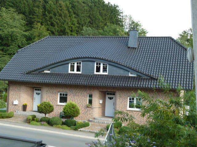 Big Apartment 4*, 1-5 person, 95m² - Lindlar - Apartament