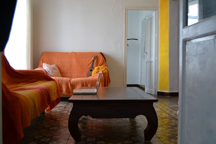 Room in the old town - Tarifa - ที่พักพร้อมอาหารเช้า