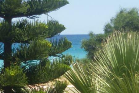 Villetta sul mare - casa vacanze - Fiumarella - Lägenhet