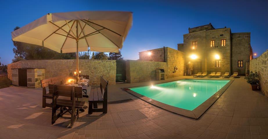 Villa Valletta - Żejtun - Casa de campo