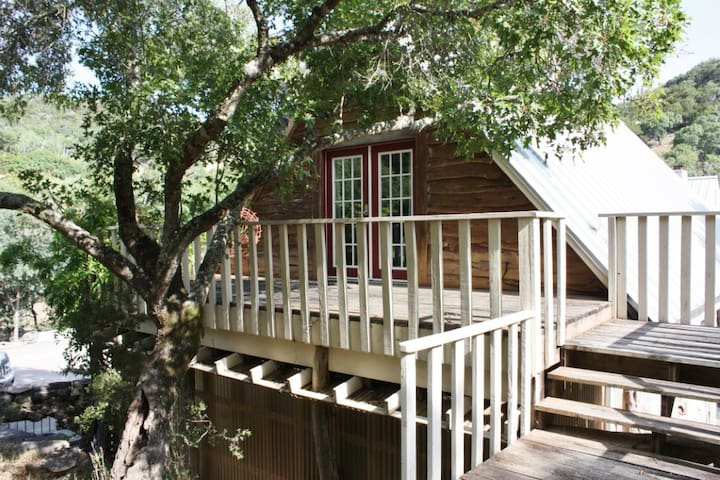 7 Canyons Ranch Tree House