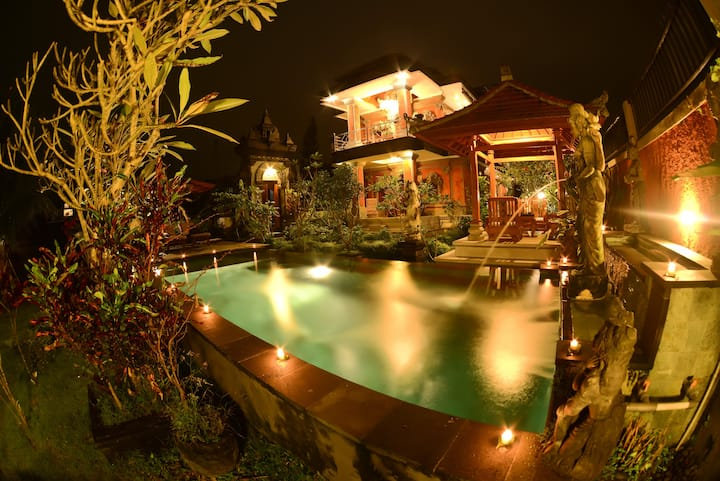 Pondok Dewa - Rice Paddy View Room 5
