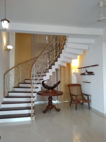 luxury / ayurveda stay in  the heart of Thrissur