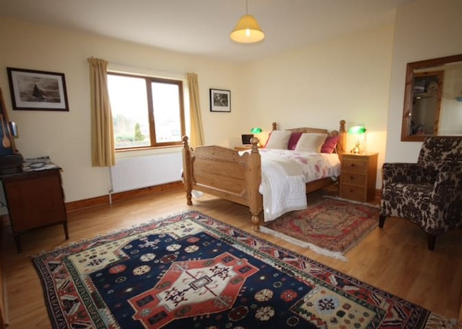 Bill Doyle en suite double room - Kinsale - Huis
