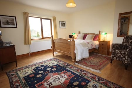 Bill Doyle en suite double room - Kinsale