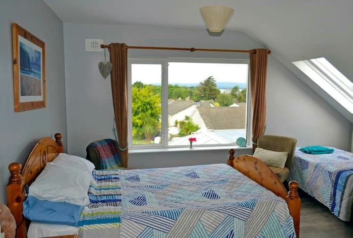.Salmon Island View Dromineer nenagh has 6 rooms .