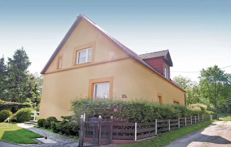 Holiday cottage with 2 bedrooms on 100 m² in Strzelce Krajenskie