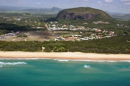 Mount Coolum - two rooms available - Dom