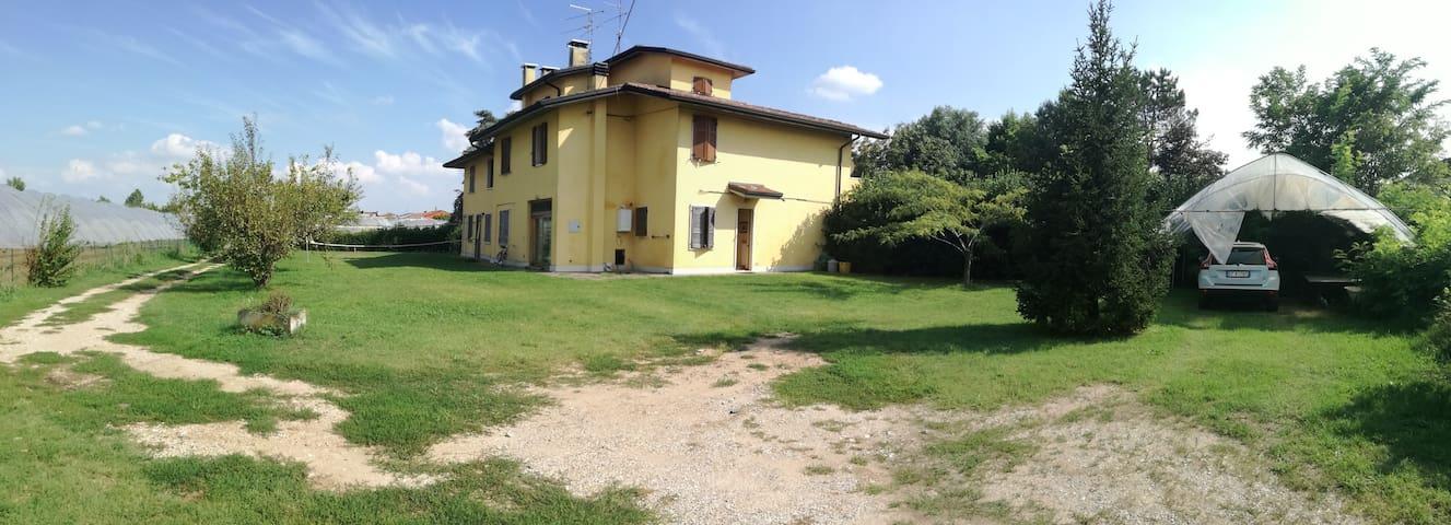 Casa con giardino a Isola della Scala - Isola della Scala - Casa
