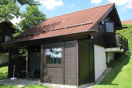 Sonniges Ferienhaus mit herrlicher Aussicht - Bad Dürrheim - Dom