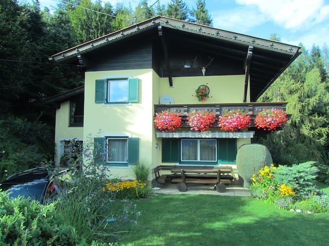 "Lodge ""PanoView"" - Keutschach - Talo"