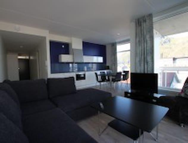 Svolvær Havn Apartments - Svolvær - Huoneisto