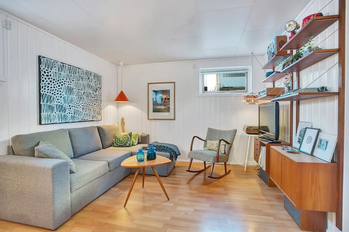 Cozy apartment by the lake - Tromsø