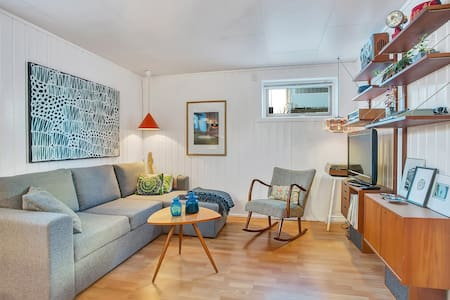 Cozy apartment by the lake - Tromsø - Pis