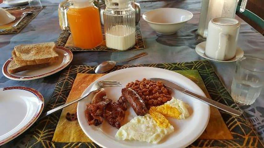 Best breakfast served