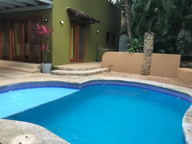 TWO BEDROOM HOUSE WITH PRIVATE POOL