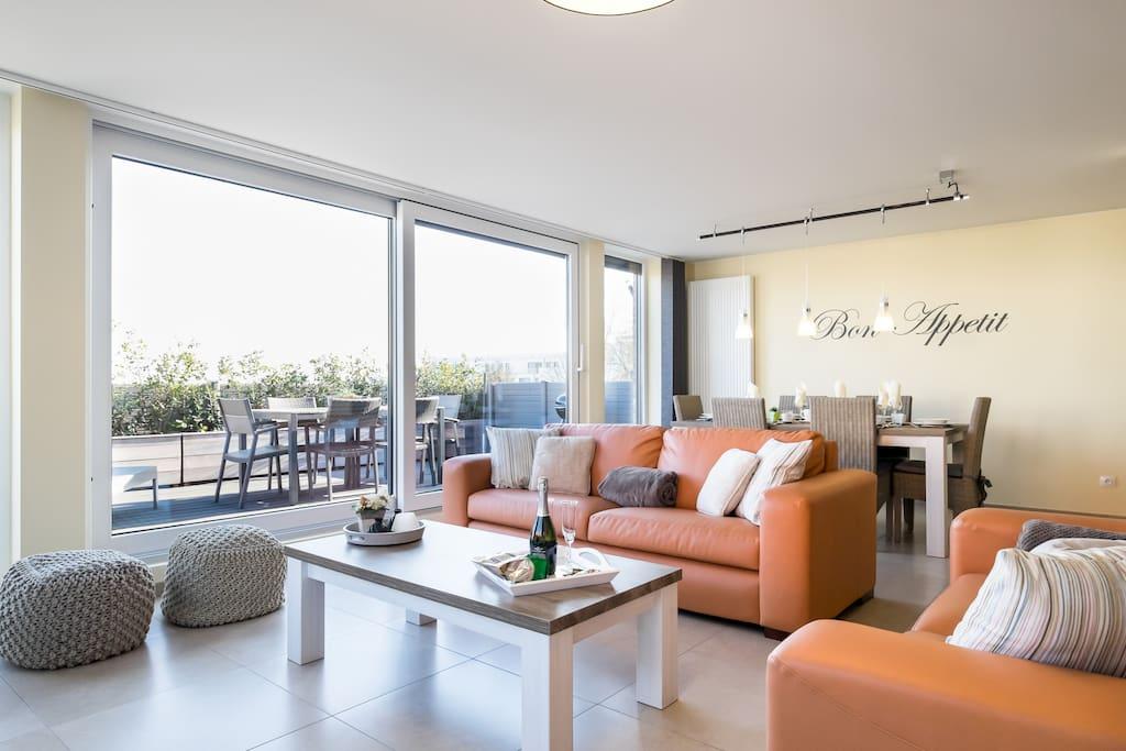 mon petit coin a la mer appartements louer middelkerke vlaanderen belgique. Black Bedroom Furniture Sets. Home Design Ideas
