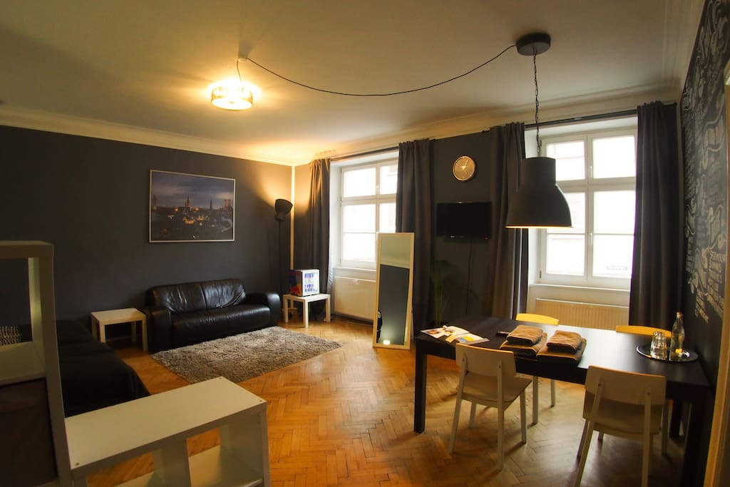 Apartment im Zentrum von München - Apartments for Rent in ...