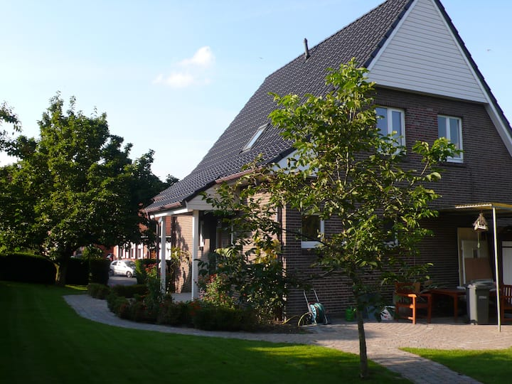 Bad Bentheim 8 personen Villa