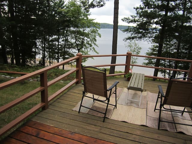 North Woods Pristine Lake Paradise! - Land O' Lakes - Casa