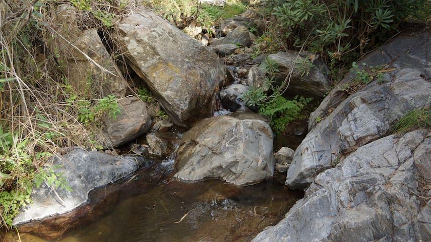 Casa en la naturaleza con rio/ 8 p. - Ojén - Casa de campo