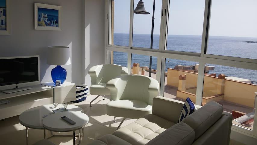 Apartamento en Playa con vistas al mar, nº 10 - Taliarte - Lägenhet