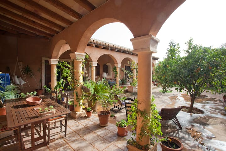 Casa M. Your eco-oasis in Majorca-Y - Santanyí - Bed & Breakfast