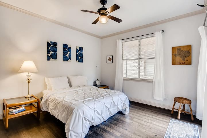 Bedroom #2 - Knox St