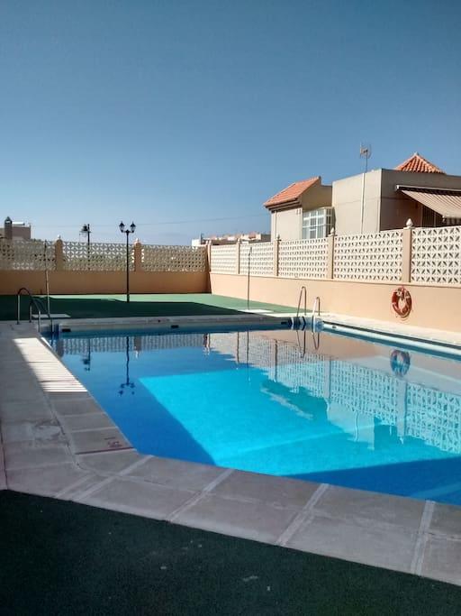 Apartamento coqueto apartments for rent in cabo de gata andaluc a spain - Apartamentos cabo de gata ...