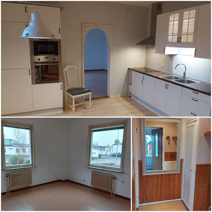 3 rooms apartment in Central Sösdala