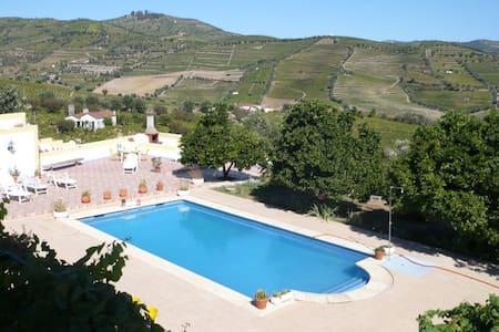 Quinta de Mera-Turismo Rural Douro - Godim - Maison