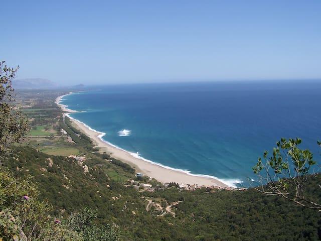 Ferienwohnung für 3 Pers. BariSardo - Bari Sardo