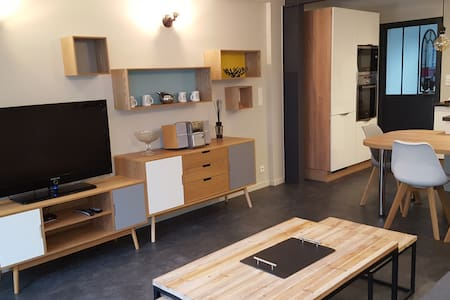 House independent in city center - Dinard