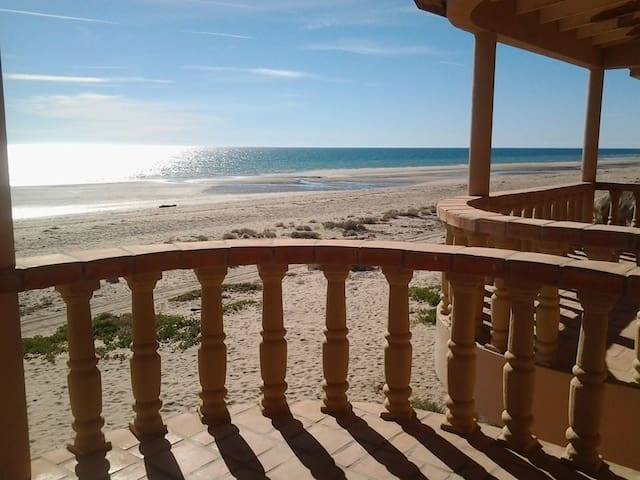 Private Beachfront Rocky Point home - Puerto Peñasco - Ev
