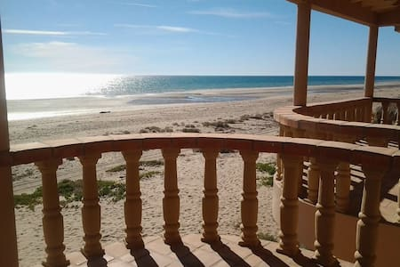 Private Beachfront Rocky Point home - Puerto Peñasco