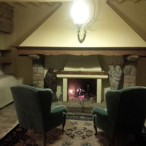 VECCHIO RIFUGIO AMIATA - Castel del piano