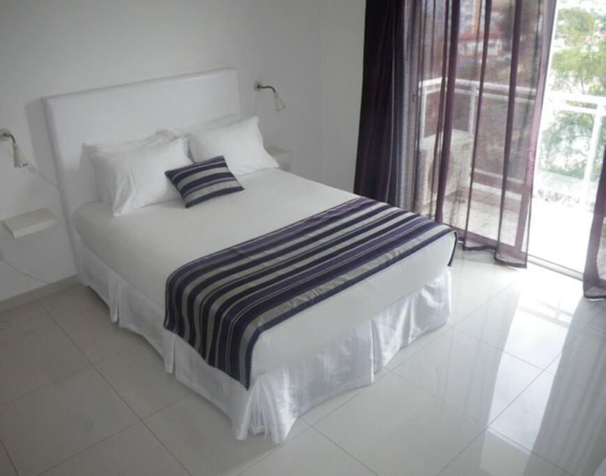 Bedroom Apts. 501-601