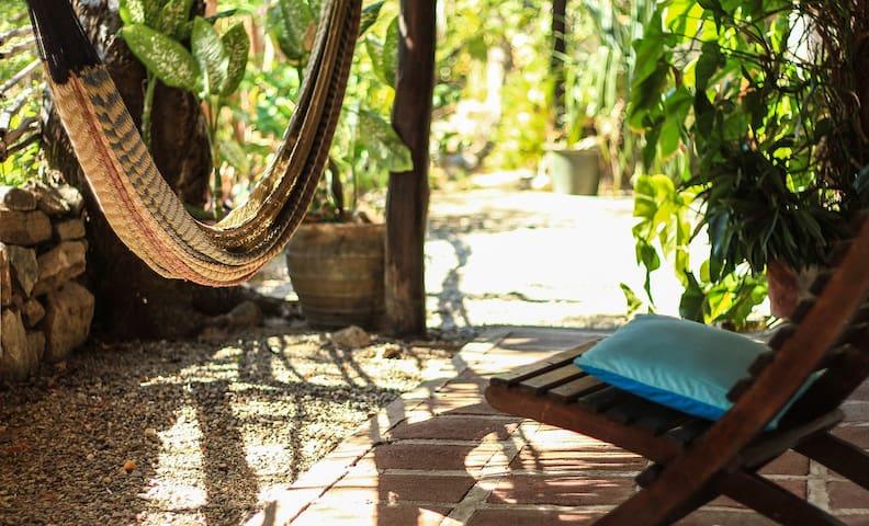 Los Plátanos3, bungalow a 100mtrs de playaZipolite - Pochutla  - Apartment