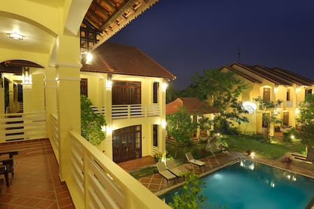 Windbell Villa -Plum room (Dbl/Twn) - Hoi An Ancient Town