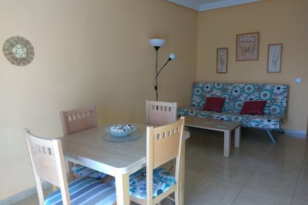 Quiet apartment next to Bus Station - 羅薩里奧港(Puerto del Rosario) - 公寓