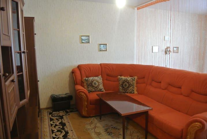 солнечная квартира в новом районе города города