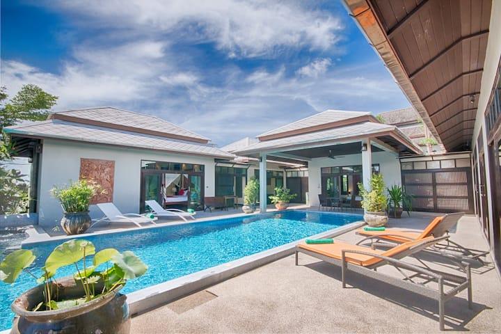 Yupa 2 ( 4 bedroom ) Villa