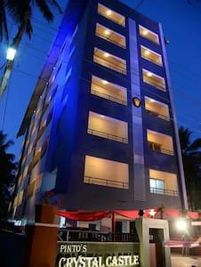 1Bhk Modern flat at Kinnigoli @ Crystal Castle - Kinnigoli - Leilighet