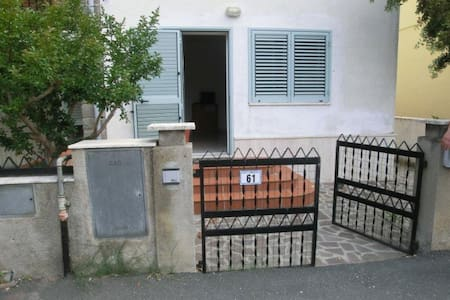 Lovely two room flat with garden  - Venturina Terme