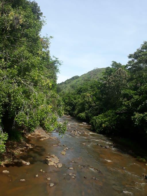 Beautiful River Closeby